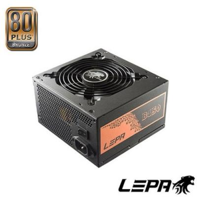 LEPA 銅牌B系列 450W 非模組電源供應器