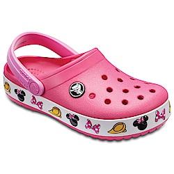 Crocs 卡駱馳 (童鞋) 米妮小克駱格 204993-6NP