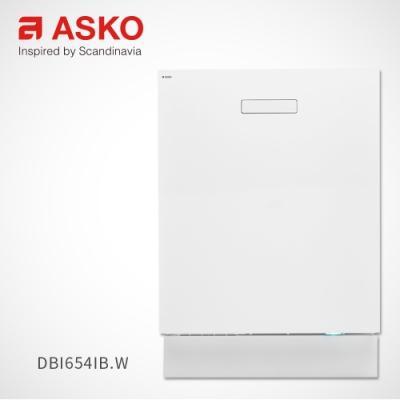 【瑞典ASKO】16人份洗碗機DBI6541B.W崁入型(白色)