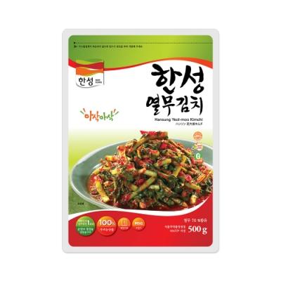 【漢盛】油菜泡菜500g