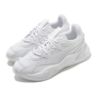 Puma 休閒鞋 RS-2K Core 復古 男女鞋 厚底 微增高 穿搭推薦 上學 情侶 全白 37536701
