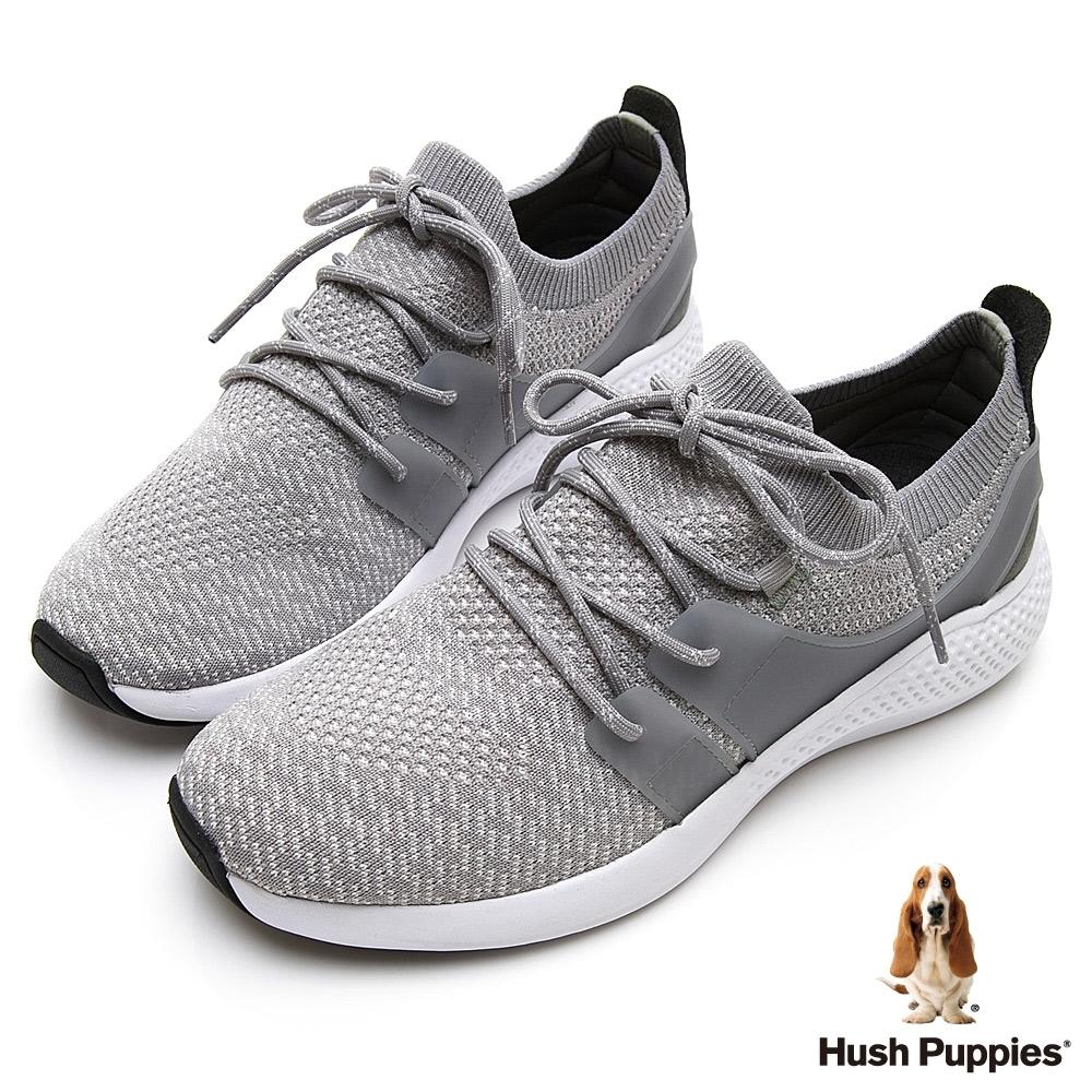 Hush Puppies Sockletweaver 男健步鞋-灰