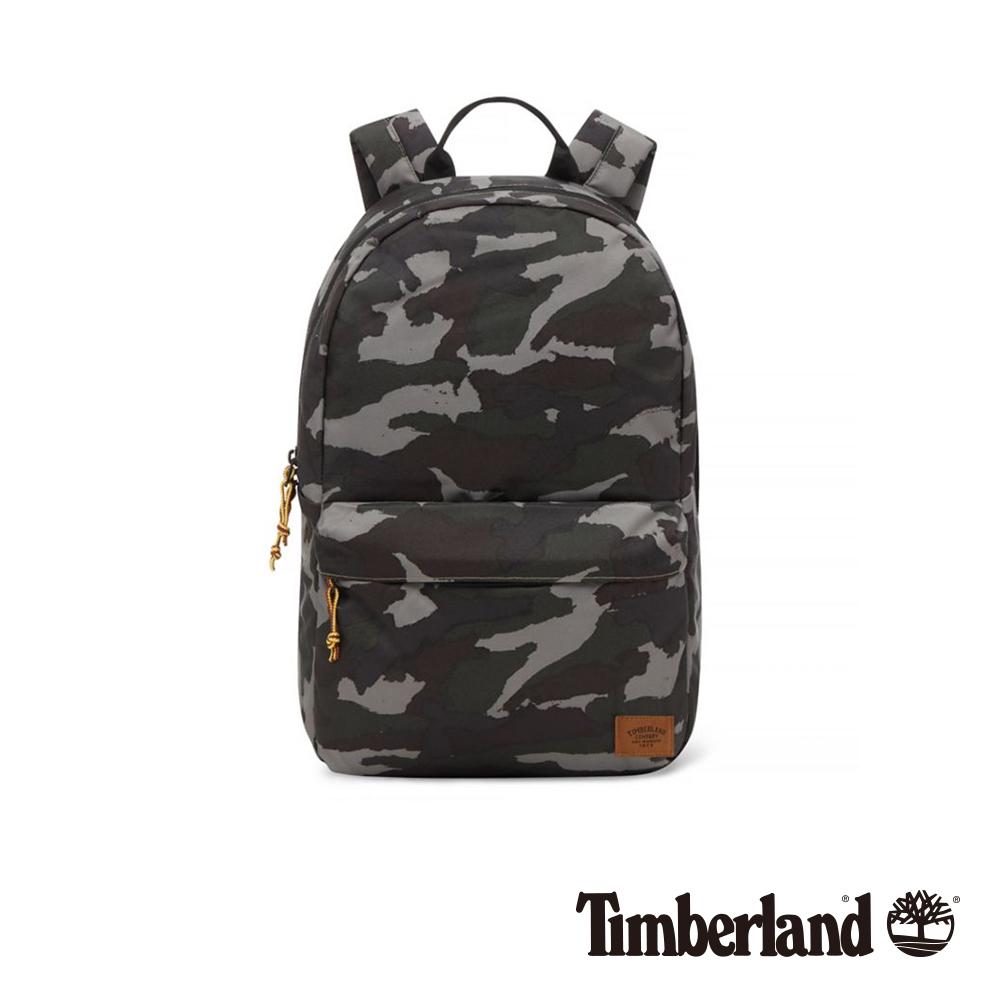 Timberland 多色經典印花後背包|A1CT1