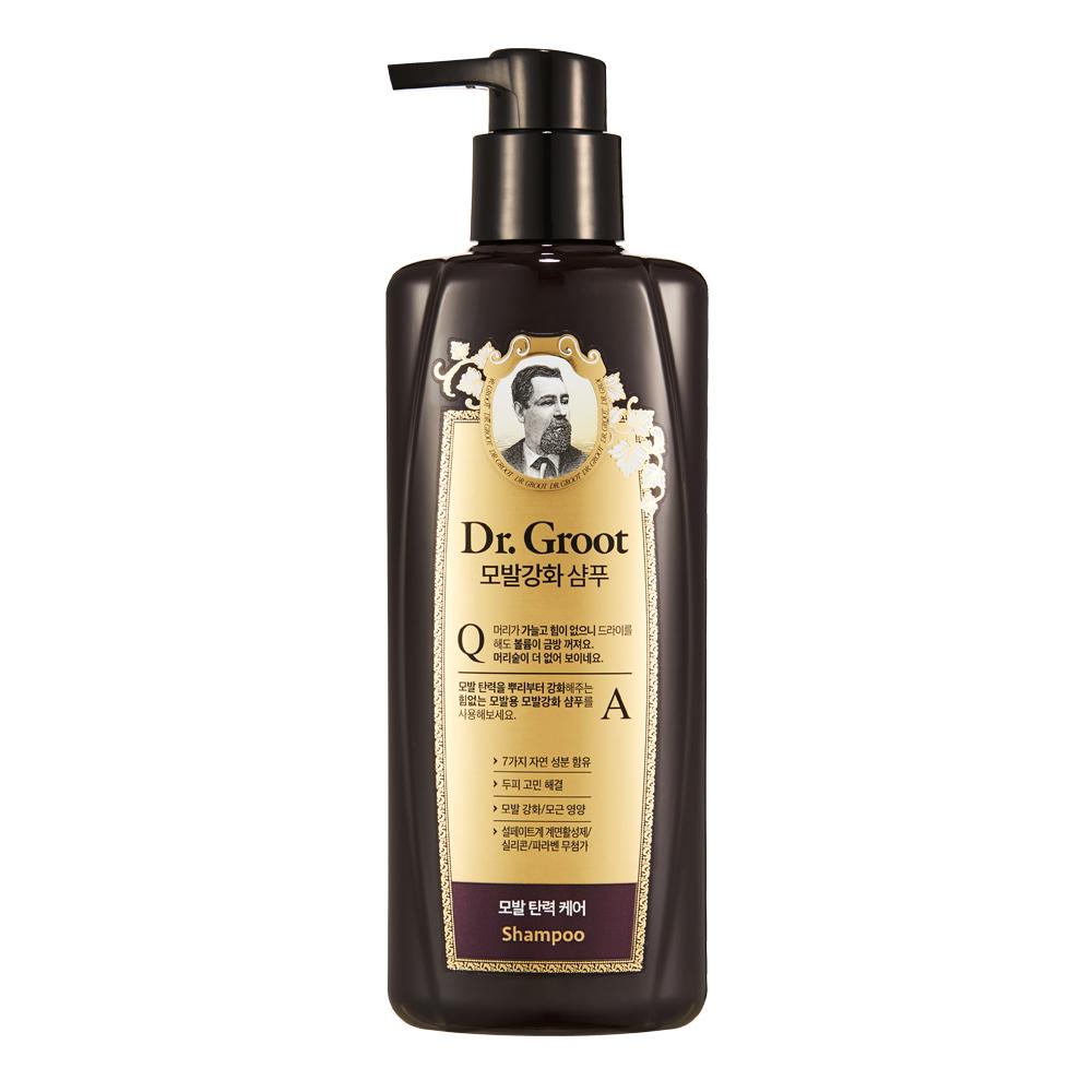 Dr.Groot 養髮秘帖洗髮精(細軟扁榻髮) 400ml