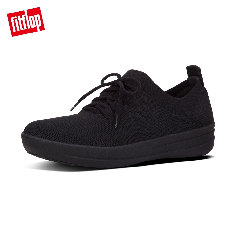 FitFlop F-SPORTY UBERKNIT SNEAKERS 靚黑色 product image 1