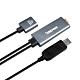 Esense HDMI共享兩用影音傳輸線(37-MRC080) product thumbnail 1