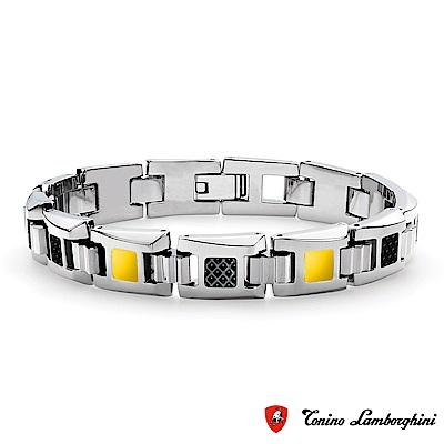 藍寶堅尼Tonino Lamborghini IL PRIMO Yellow 手鍊