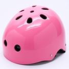 DLD多輪多 專業直排輪 溜冰鞋 自行車 滑板 極限運動專用安全頭盔 安全帽 粉紅