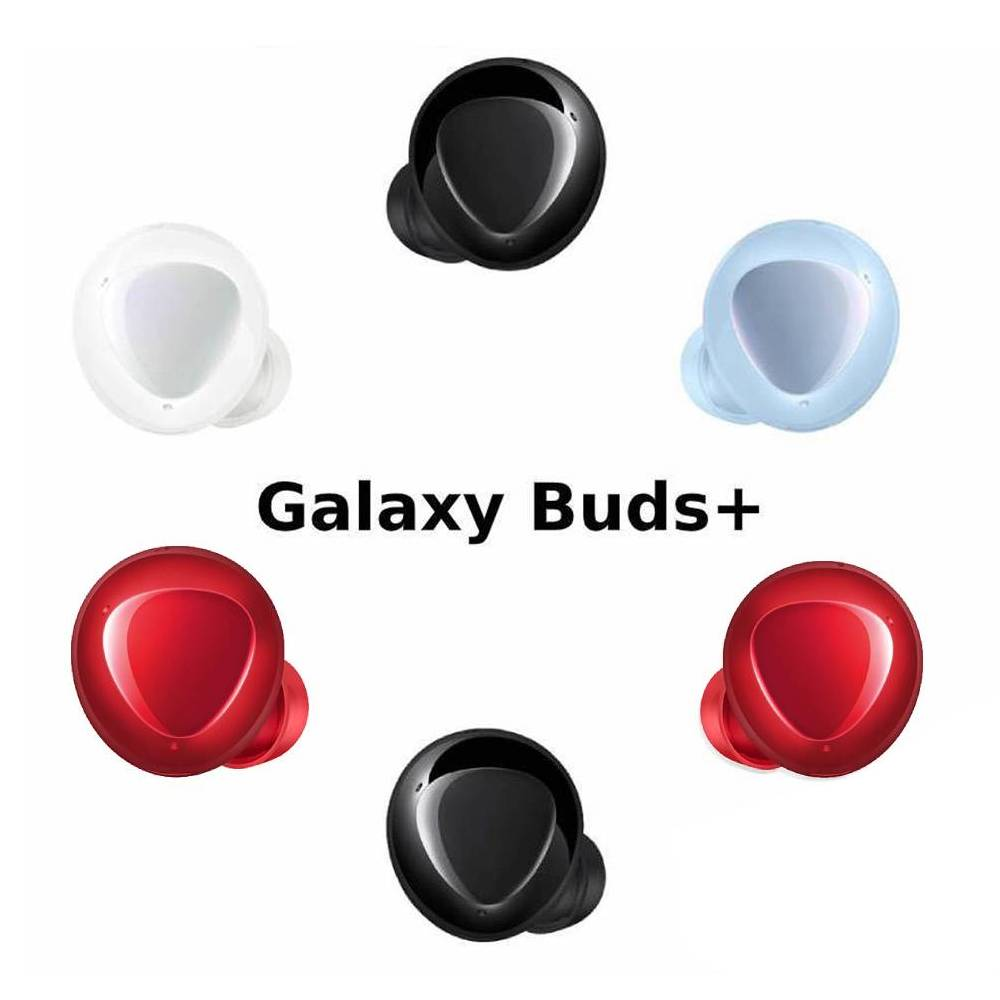 Samsung Galaxy Buds+ 真無線藍牙耳機