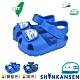 SANRIO三麗鷗新幹線 童鞋 防水極輕量吸震休閒涼鞋-寶藍.藍 product thumbnail 1