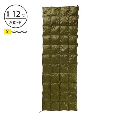 Pajak Core Blanket 19 波蘭超輕羽絨被 橄綠 420g