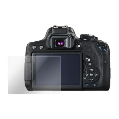 Kamera 9H 鋼化玻璃保護貼 for Canon EOS 77D / 相機保護貼 / 贈送高清保護貼