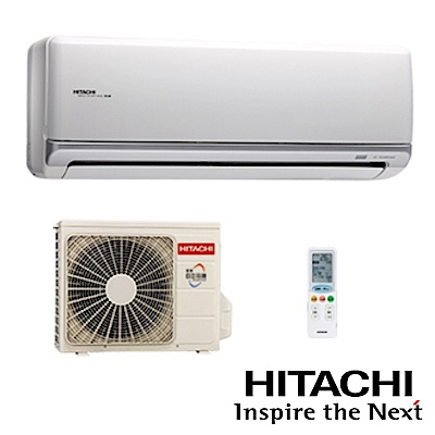 日立HITACHI 11-12坪 冷暖 變頻分離式 RAS-71NK/RAC-71NK