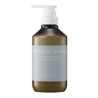 THE PUBLIC ORGANIC天然植粹精油潤髮乳 – 柔順輕盈