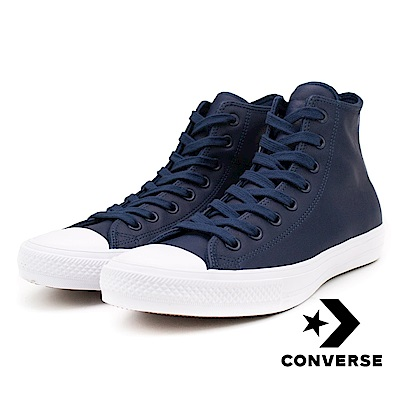 CONVERSE-All Star男女休閒鞋-深藍