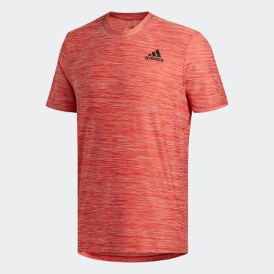 ADIDAS 休閒 運動 訓練 短袖 上衣 男款 紅 FL1553 ALL SET TEE