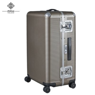 FPM MILANO BANK LIGHT Almond系列 30吋運動行李箱 摩登金