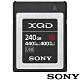 SONY QD-G240F 240G 240GB 440MB/S XQD G系列 高速記憶卡 (公司貨) 支援 4K Z6 Z7 product thumbnail 1