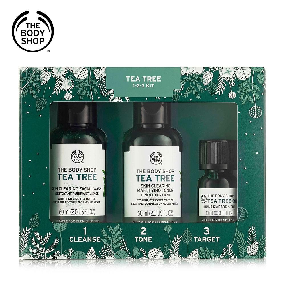 The Body Shop 天然茶樹原裝禮盒