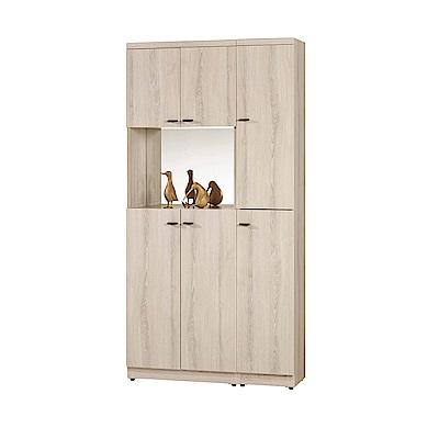 H&D 玄關3尺組合鞋櫃