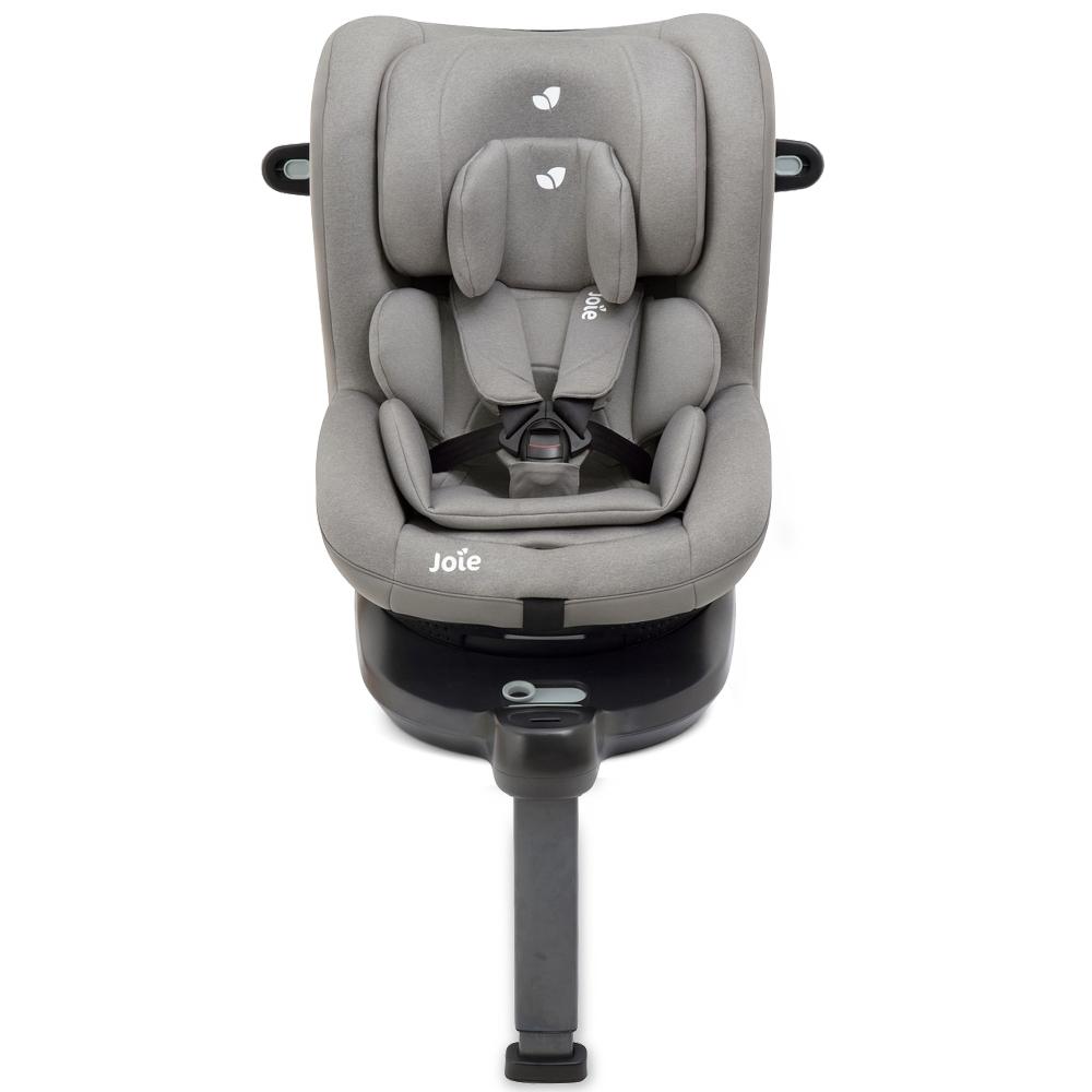 【限時滿額送玩樂劵】奇哥 Joie i-Spin360 isofix 0-4歲汽座-灰色