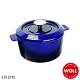WOLL德國歐爾 IRON鑄鐵鍋20cm-藍 product thumbnail 1