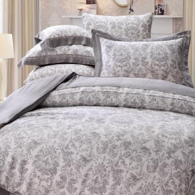 岱思夢   雙人  60支八件式天絲床罩組  艾菲爾