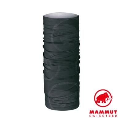 【Mammut 】Mammut Neck Gaiter 防曬快乾頭巾 黑/幻影黑 #1191-05814
