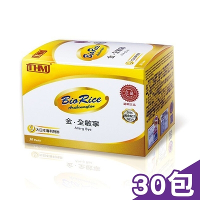 台灣康醫 BioRice 金.全敏寧 30包