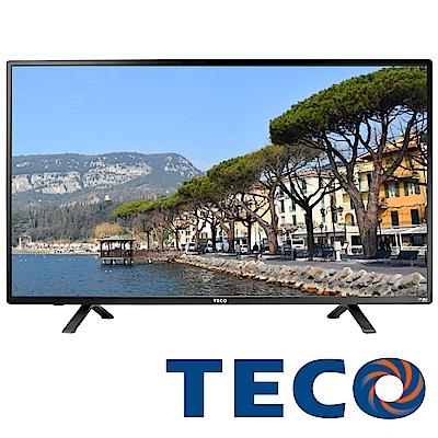 福利品-TECO東元 43型 FHD液晶顯示器 TL43A2TRE