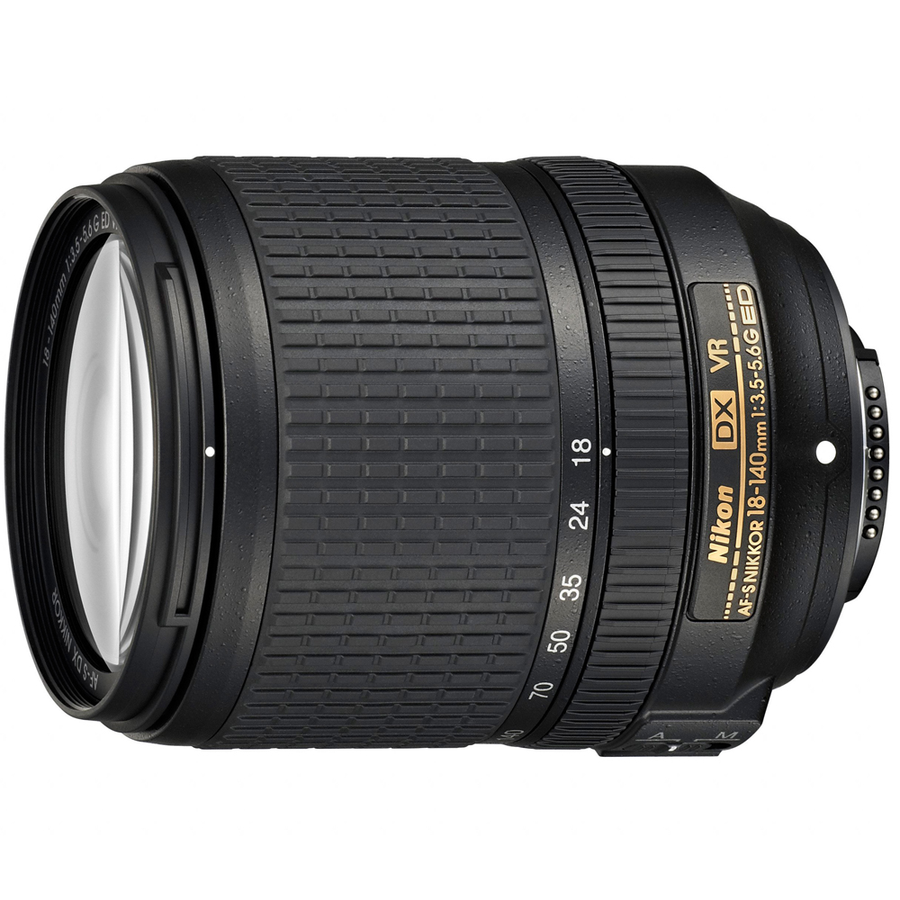 NIKON AF-S DX 18-140mm F3.5-5.6 G ED VR (平輸彩盒)