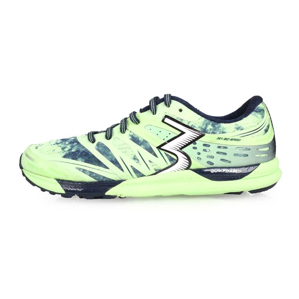 361度 361° 女慢跑鞋-路跑 湖水綠白