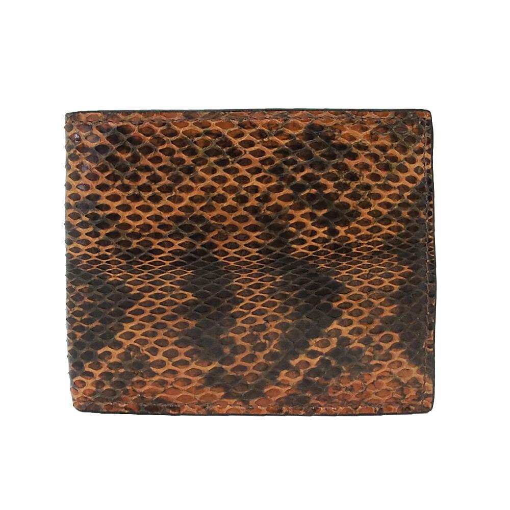 GUCCI Gucci 超級限量蟒蛇皮短夾GUCCI