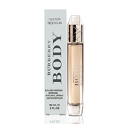 Burberry Body Intense 極致裸紗淡香精 60ml Tester 包裝