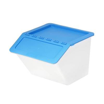 樹德 livinbox 大嘴鳥收納箱(22L)-6入 MHB-3741