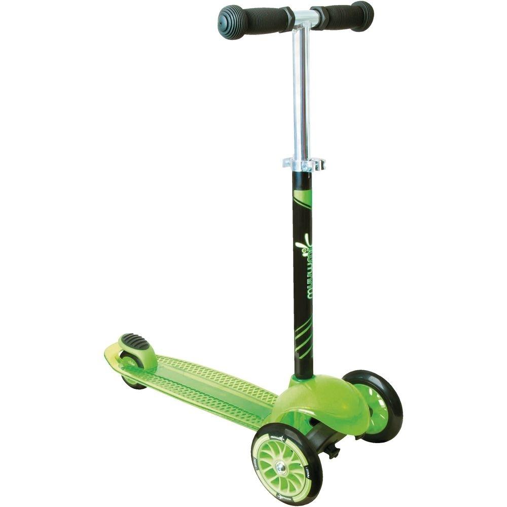 JAKO-O德國野酷-Muuwmi幼童滑板車-綠色