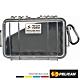 美國 PELICAN 1050 Micro Case 微型防水氣密箱-透明(黑) product thumbnail 1