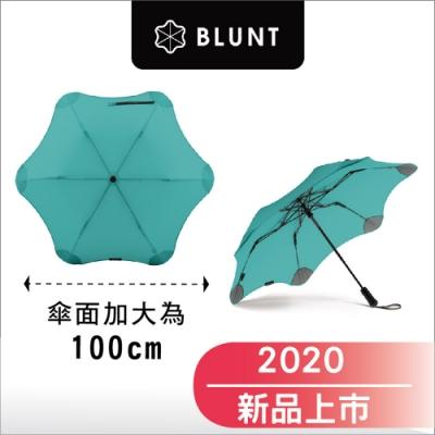 預購88折_2020 新款_ Blunt _Metro 紐西蘭保蘭特_直傘半自動折傘- 加大傘面-蒂芬尼綠【8/17 出貨】