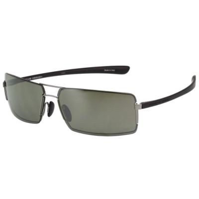 Porsche Design 保時捷 水銀面 太陽眼鏡(銀色)P8483-C