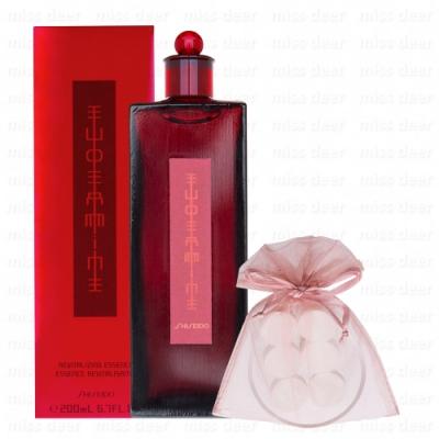 *SHISEIDO資生堂 紅色夢露(風華版)200ml 贈濕布面膜6入組