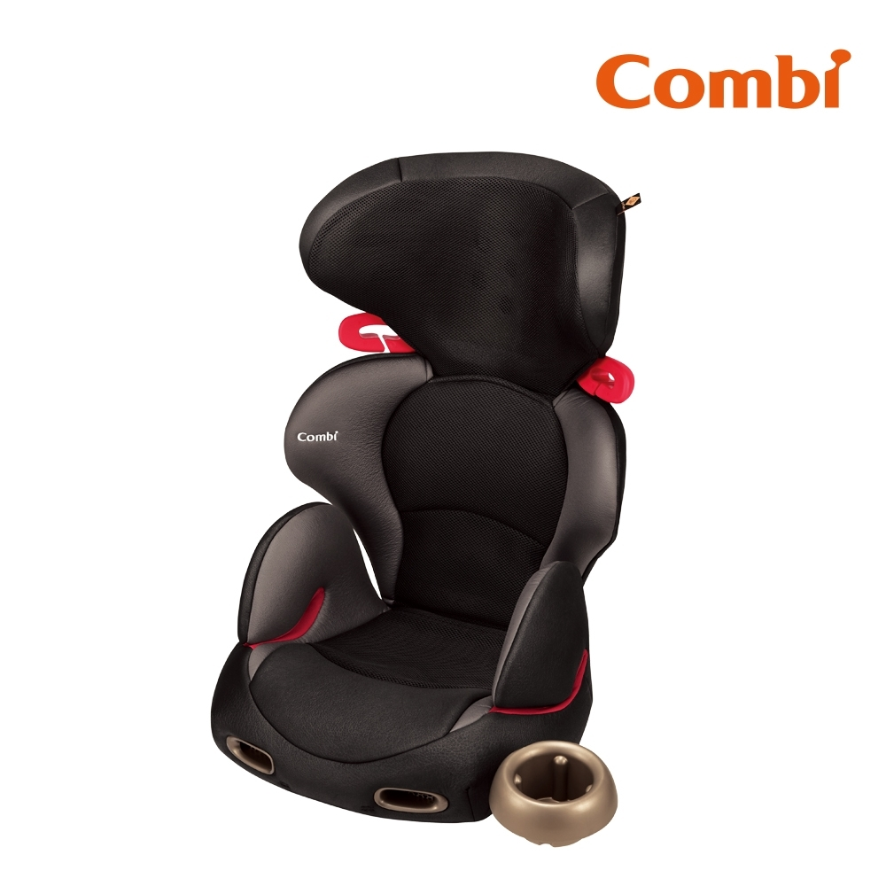 【Combi】New Buon Junior EG 成長型汽車安全座椅 (風尚黑)