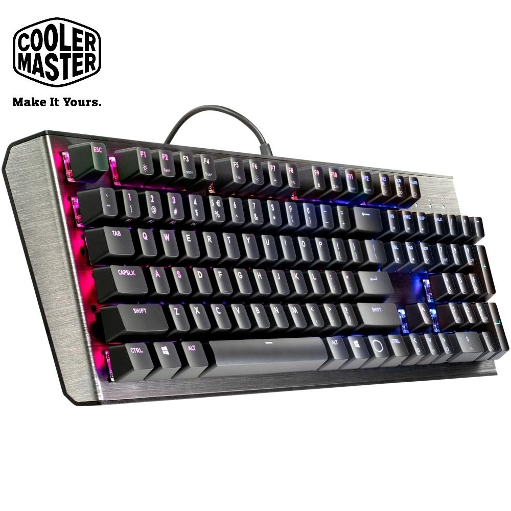 Cooler Master CK550 RGB機械式電競鍵盤 (青軸)