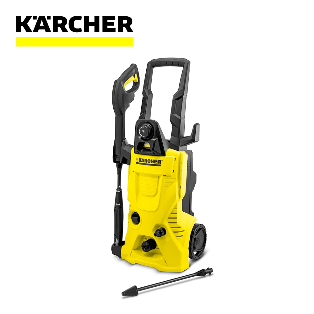 Karcher 德國凱馳 熱銷款高壓清洗機 K4 Base 台灣公司貨