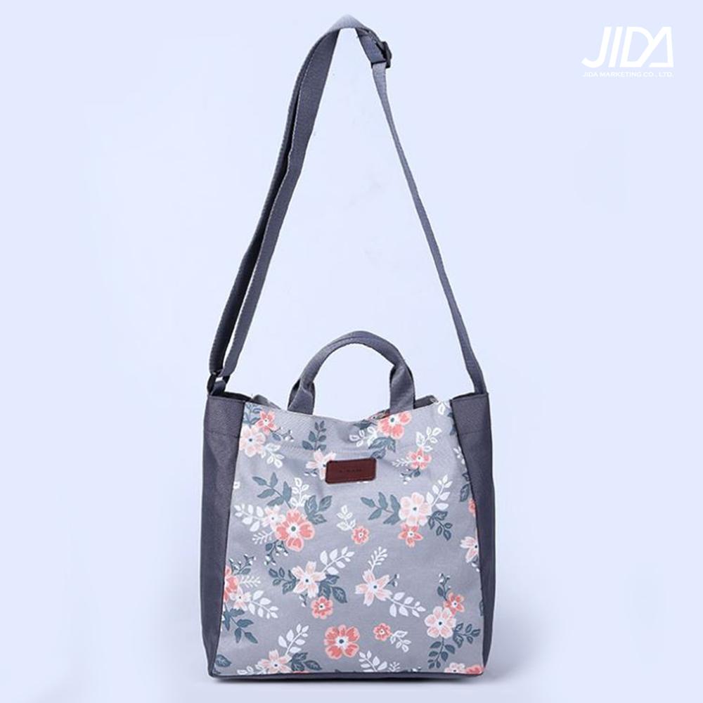 【暢貨出清】JIDA 清新文雅韓式大容量手提包/斜背包(2款)