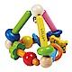 LOLLY木製玩具-耀眼錐形手搖鈴 product thumbnail 1