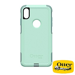 OtterBox iPhoneXS Max通勤者系列保護殼-水藍