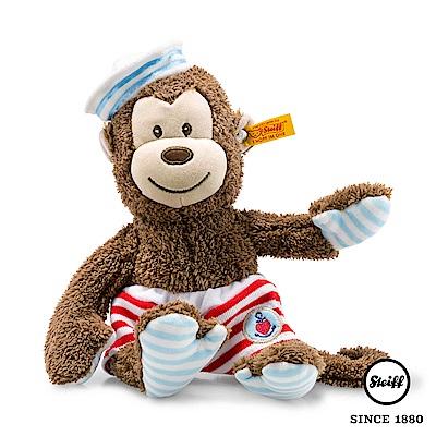 STEIFF德國金耳釦泰迪熊 水手猴子 Sea Sailor(嬰幼兒玩偶)