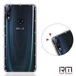 RedMoon ASUS ZenFone Max Pro M2 防摔透明TPU手機軟殼