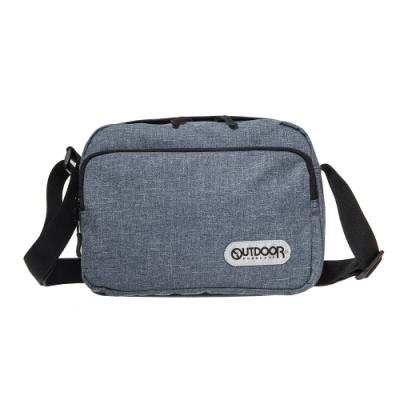 【OUTDOOR】極簡生活3.0-側背包-淺藍色 OD181118TNY