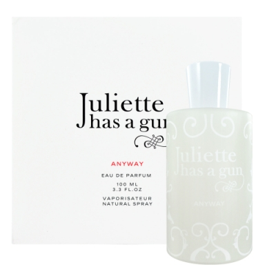 Juliette has a gun 帶槍茱麗葉 無論如何香水 淡香精 100ml Anyway EDP